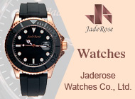Jaderose Watches Co., Ltd.