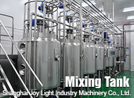 Shanghai Joy Light Industry Machinery Co., Ltd.