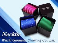 Weishi Garments Shaoxing Co., Ltd.