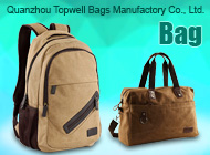 Quanzhou Topwell Bags Manufactory Co., Ltd.