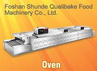 Foshan Shunde Qualibake Food Machinery Co., Ltd.