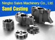 Ningbo Saivs Machinery Co., Ltd.