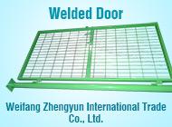 Weifang Zhengyun International Trade Co., Ltd.