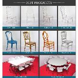 Wedding Chair - Sawa Furniture Limited
