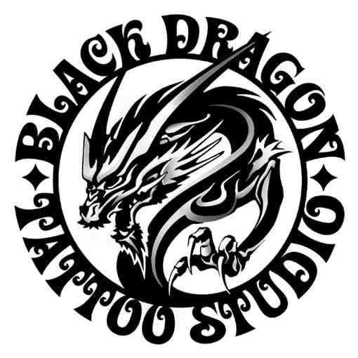 Global Tattoo Piercing Trader Black Dragon Tattoo Studio