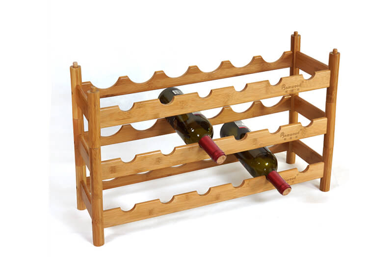 yi bamboo wood products for wine box and wine shelves