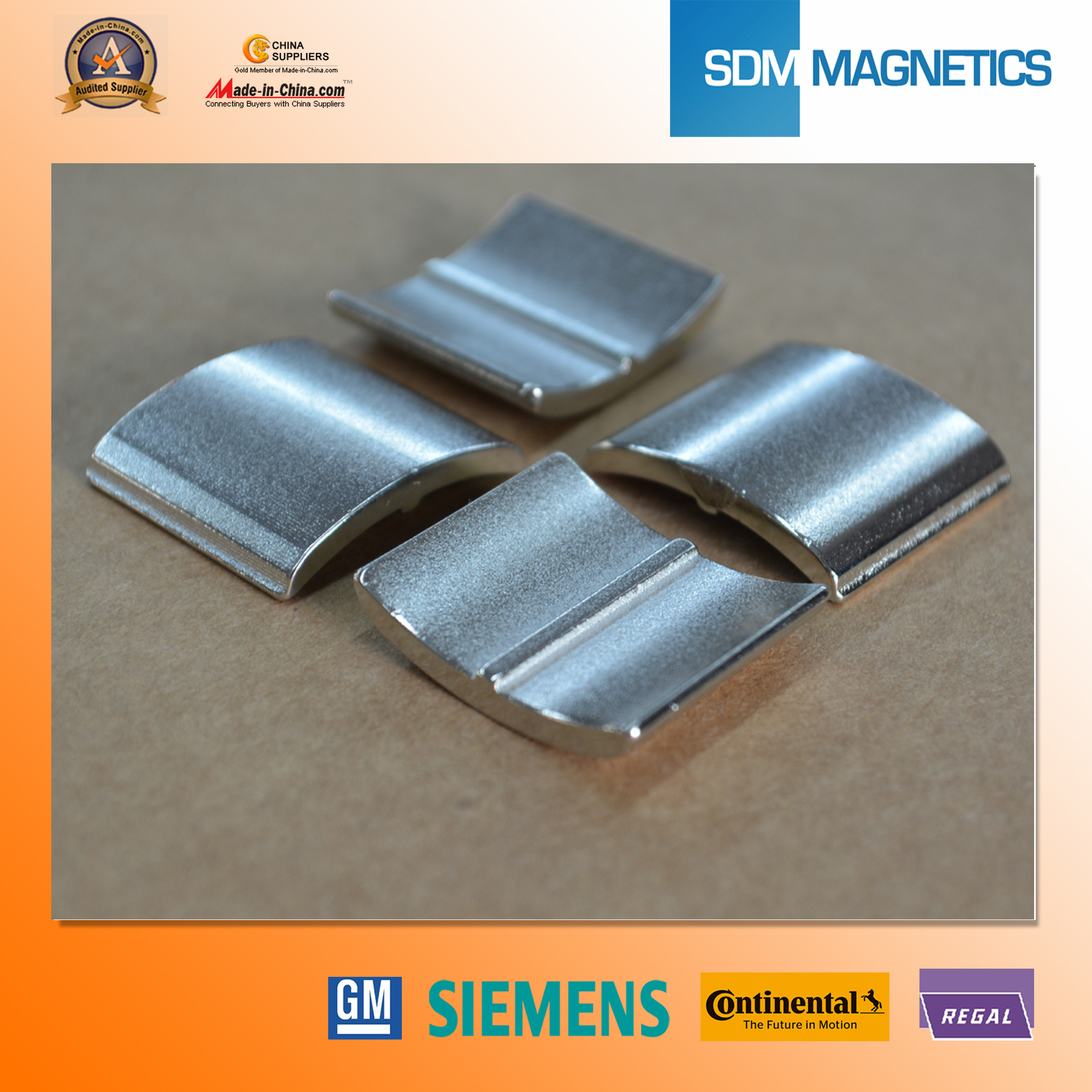 SDM Magnetics Brief Introduction