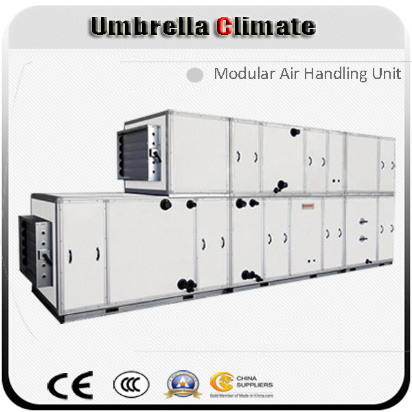 Presentation of Modular Air Handling Unit