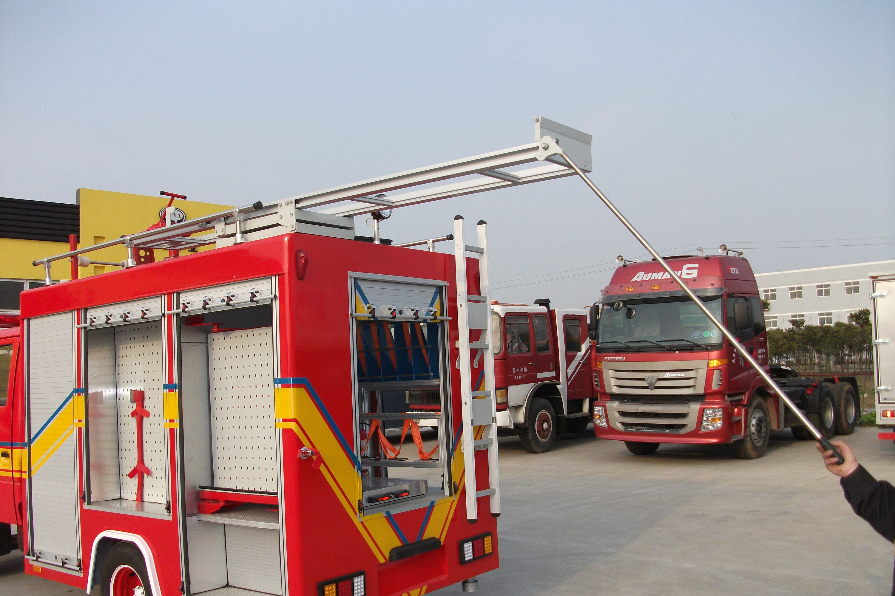 Truck Accessories/Fire Equipment Inner Parts
