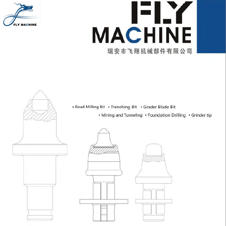 FLY cutting tool catalogue