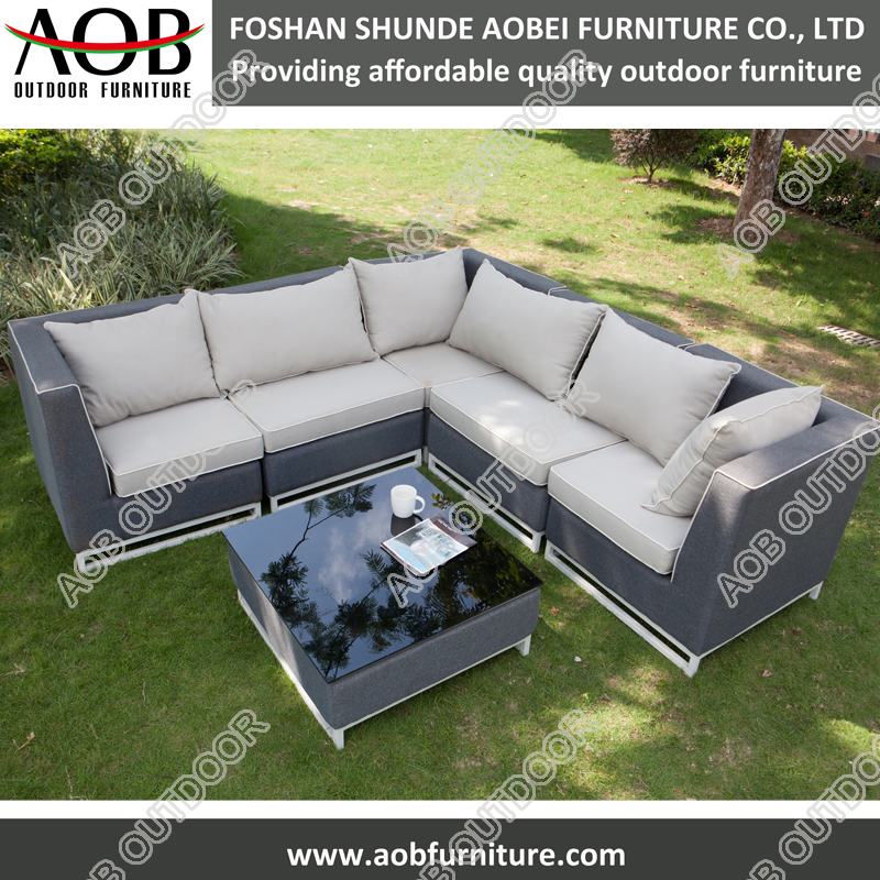 AOBEI Furniture catalog - outdoor fabric collection