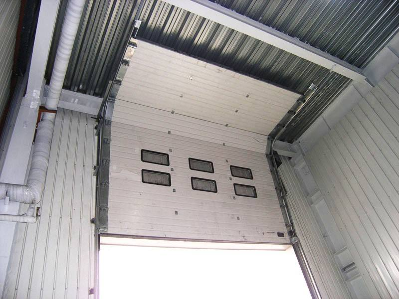 Roller Shutter And Sectional Door Series