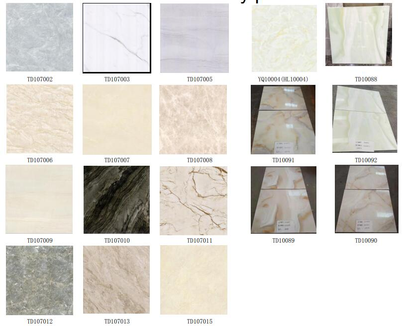 1000x1000mm full body polished tiles