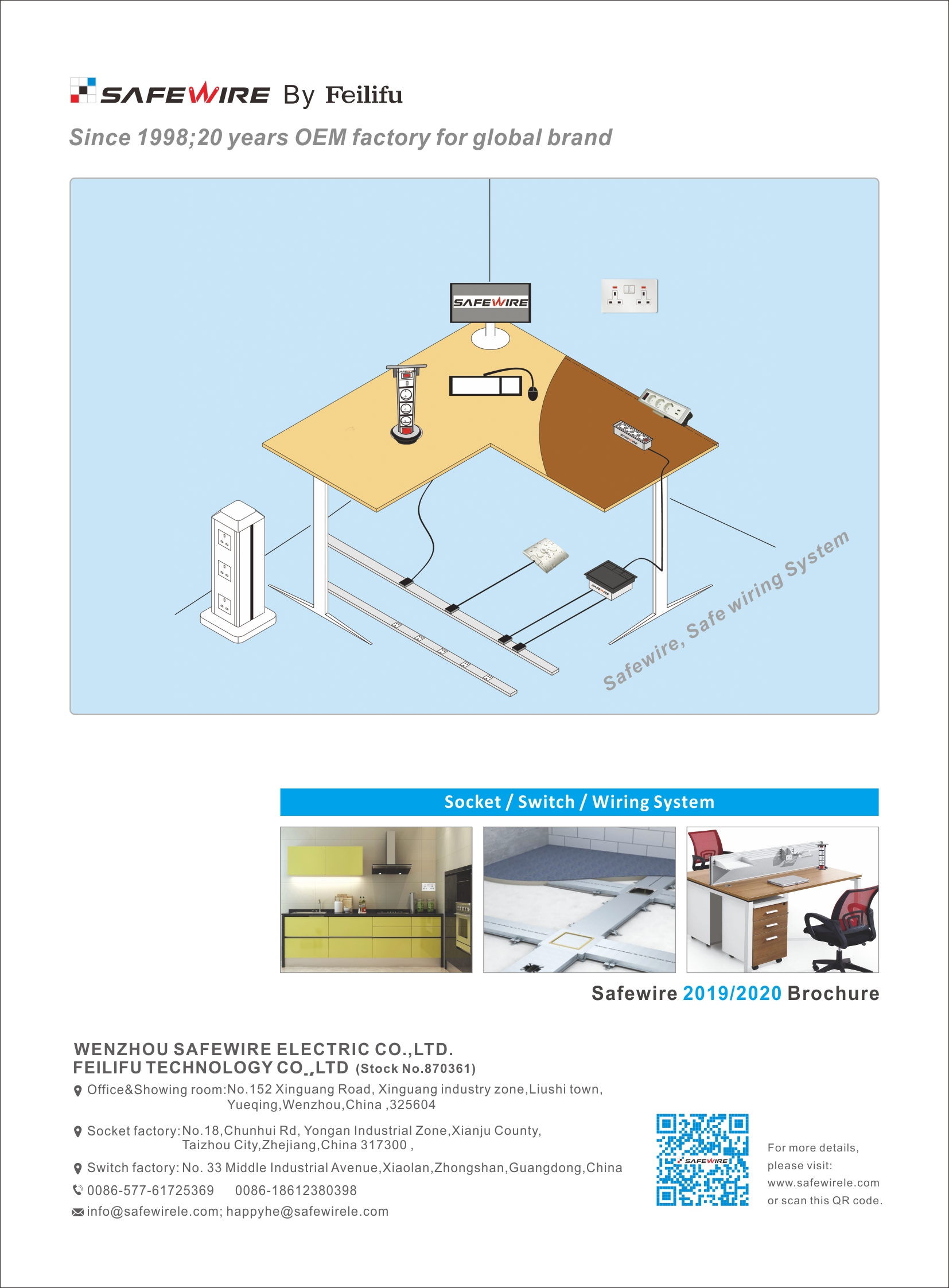 Product Catalogs - Wenzhou Sifuweier Electrician Co , Ltd