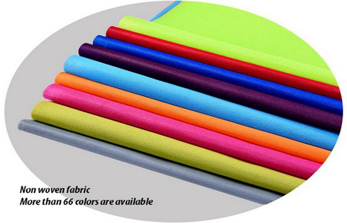 Sunshine Nonwoven Fabric colors for choose