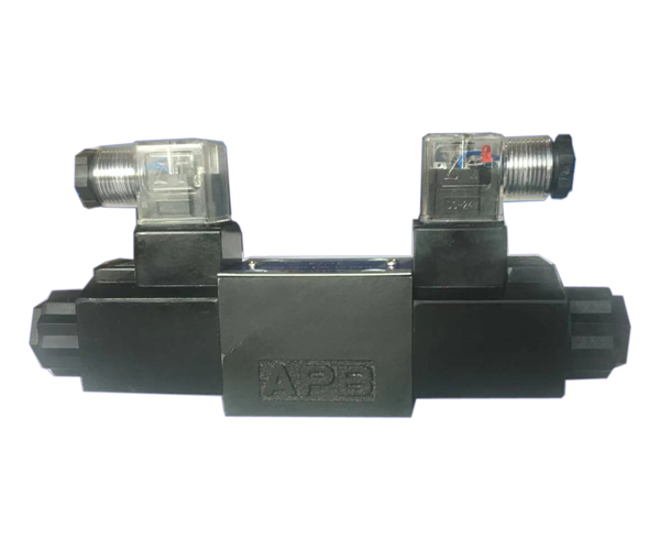 DSG-01 solenoid operated directional valves