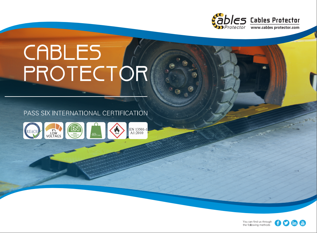 Cables Protector Catalogue 2018
