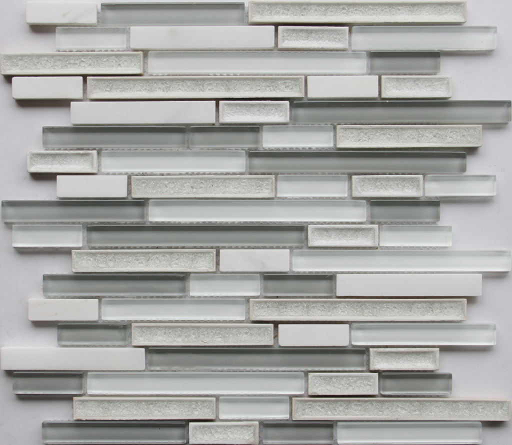 New Continental glass mosaic