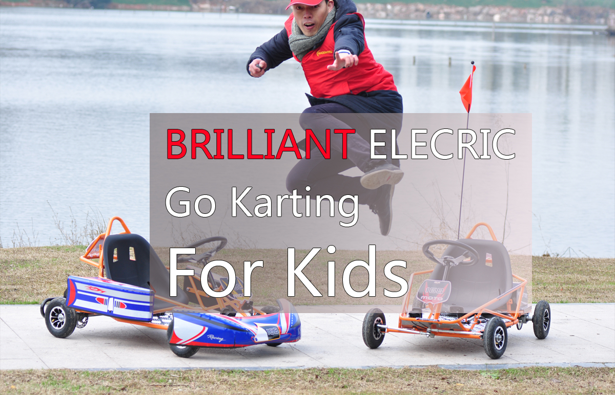 Special Features on Kids Electric Karting EG2501 & EG2502