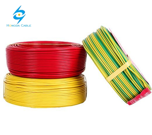 THW, NYA, Household Electrical Cable Wire Catalog - Hongda