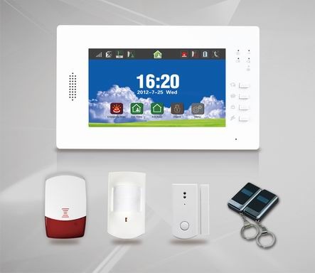 Ease Security- Alarm System