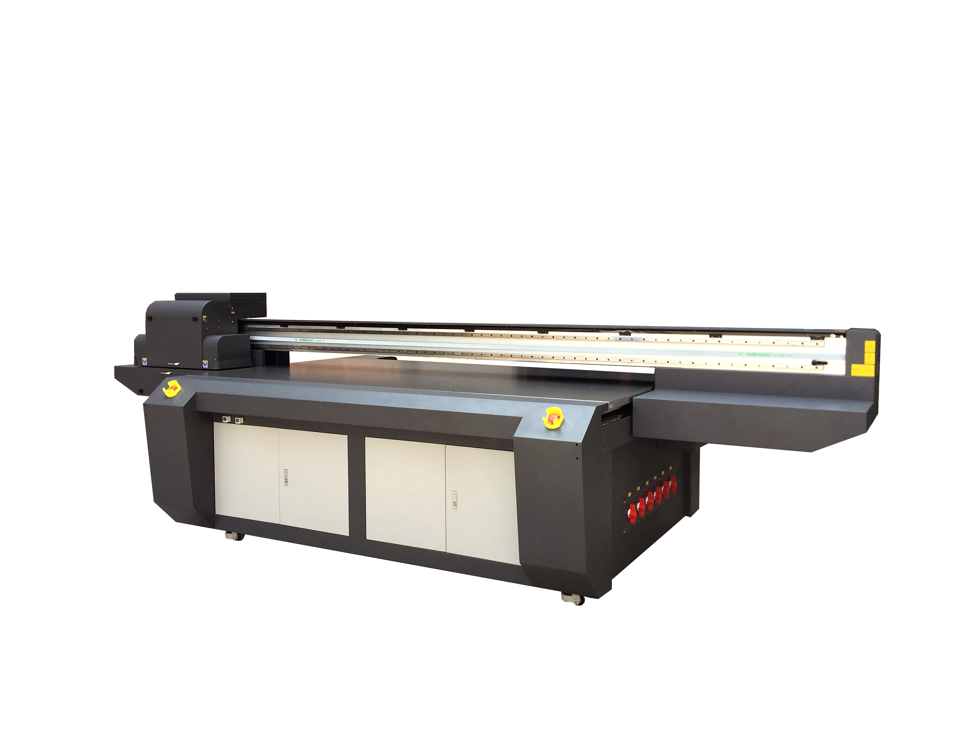 Highlights of YICAI UV flatbed printer