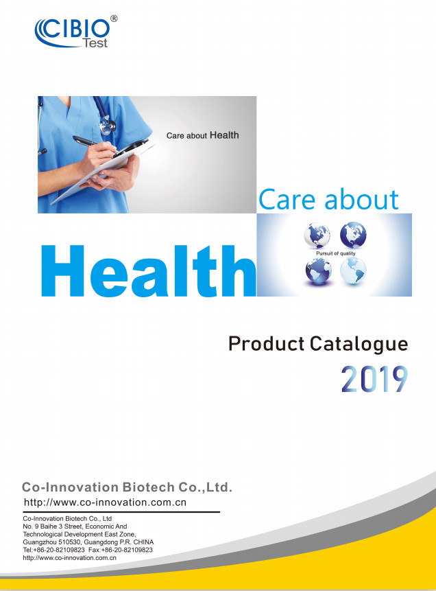 Co-innovation Biotech products catalogue 2020