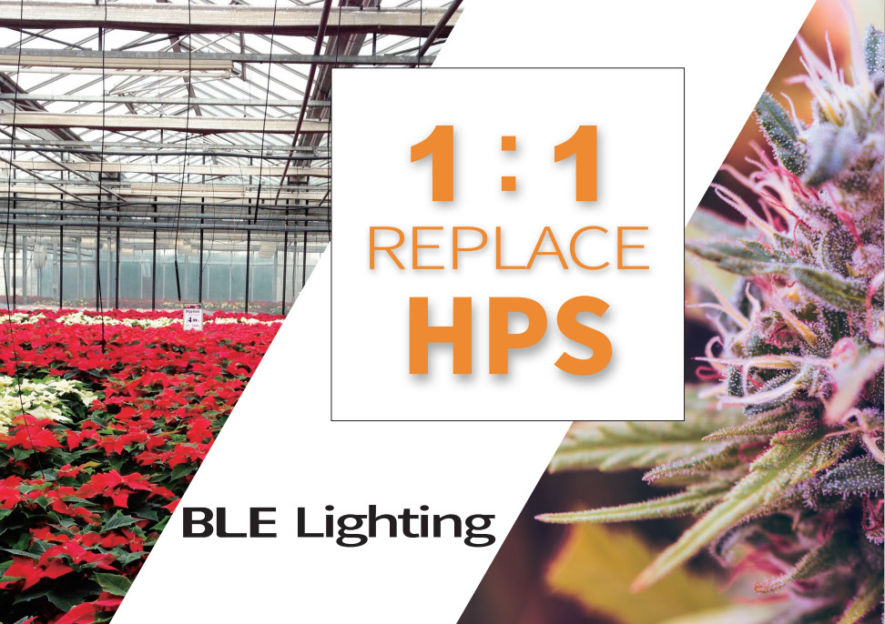 BLE LED GROW LIGHT CATALOG