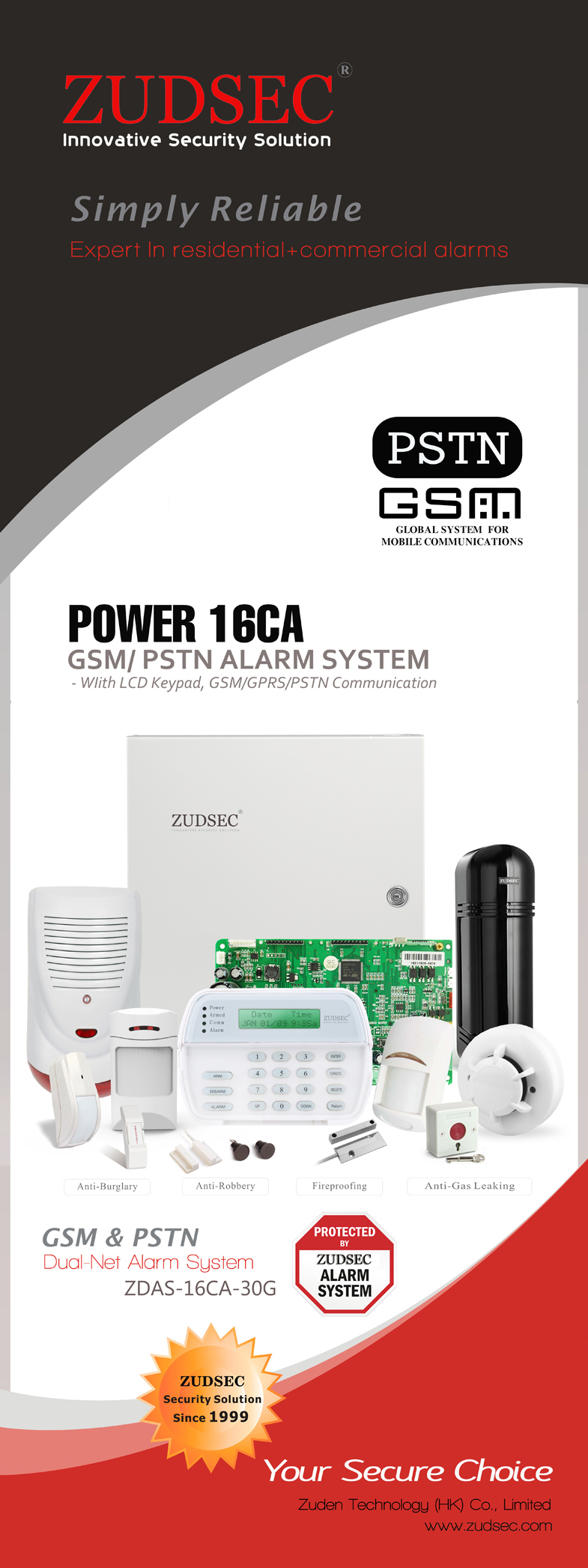 Home Security Alarm Series