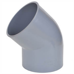 PVC Fittings for Water Supply DIN Standard PN10