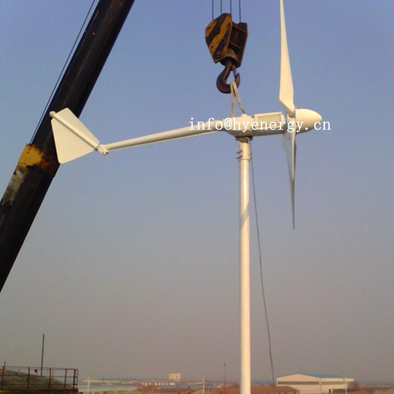 YHE2KW Wind Turbine technical document