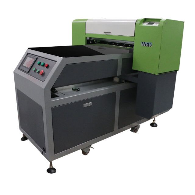 A1 size WER-EP6090UV UV flatbed printer-WER-CHINA