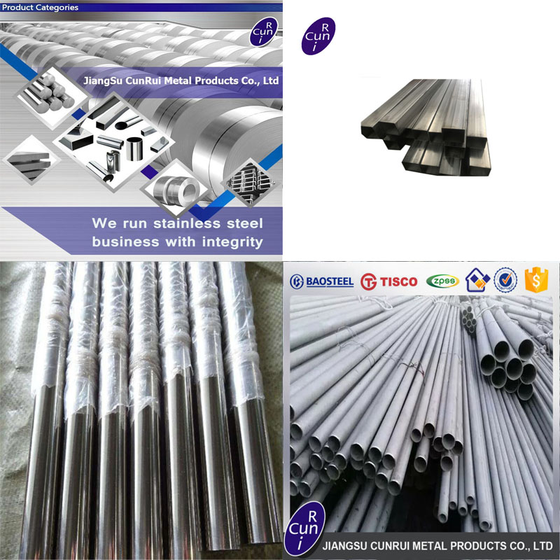 stainless steel product list