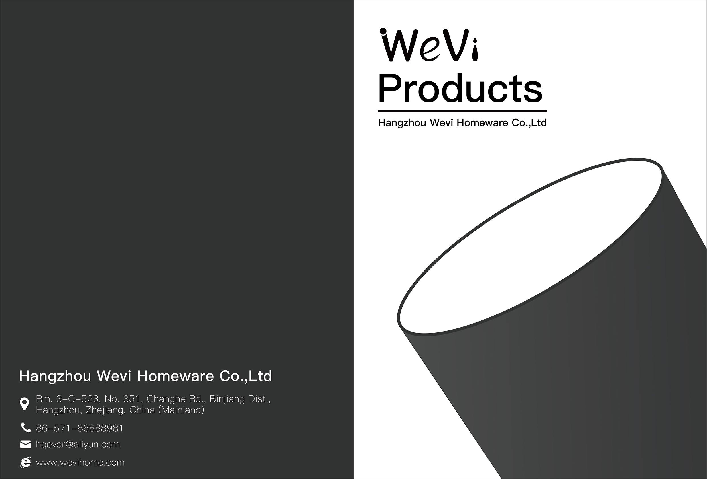 WeVi products catalogue