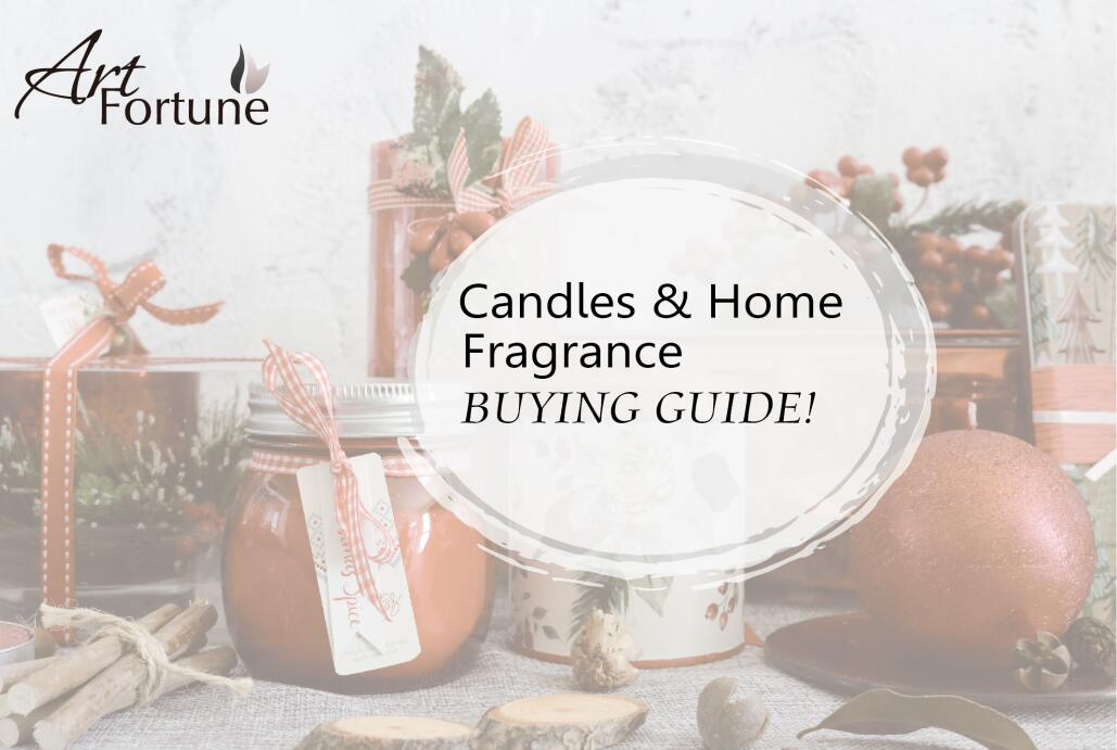 Qingdao Art Fortune 2017Candle & Home Fragrance Buying Guide