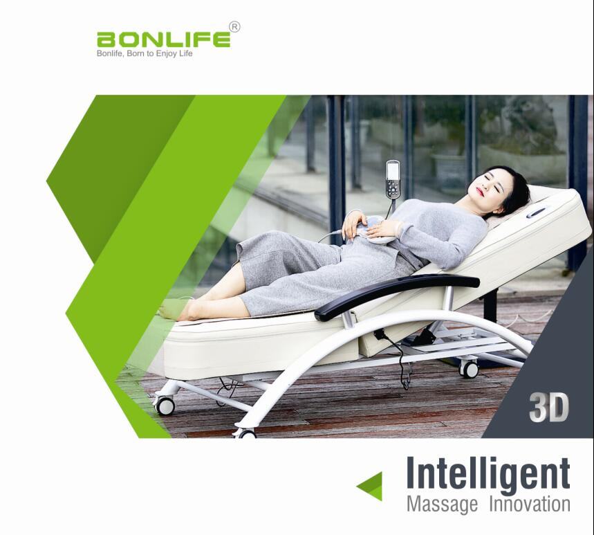 Bonlife Massage Bed Catalogue