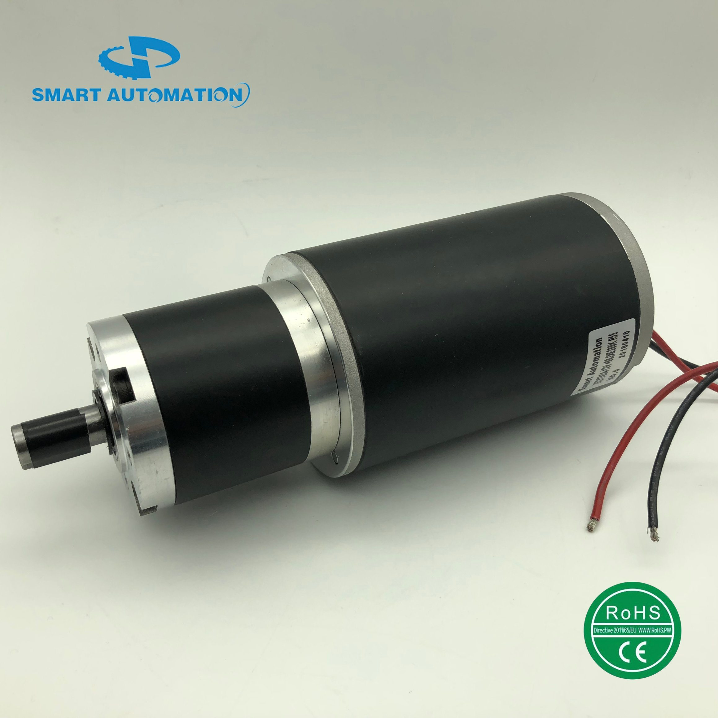 PM DC Gear Motors