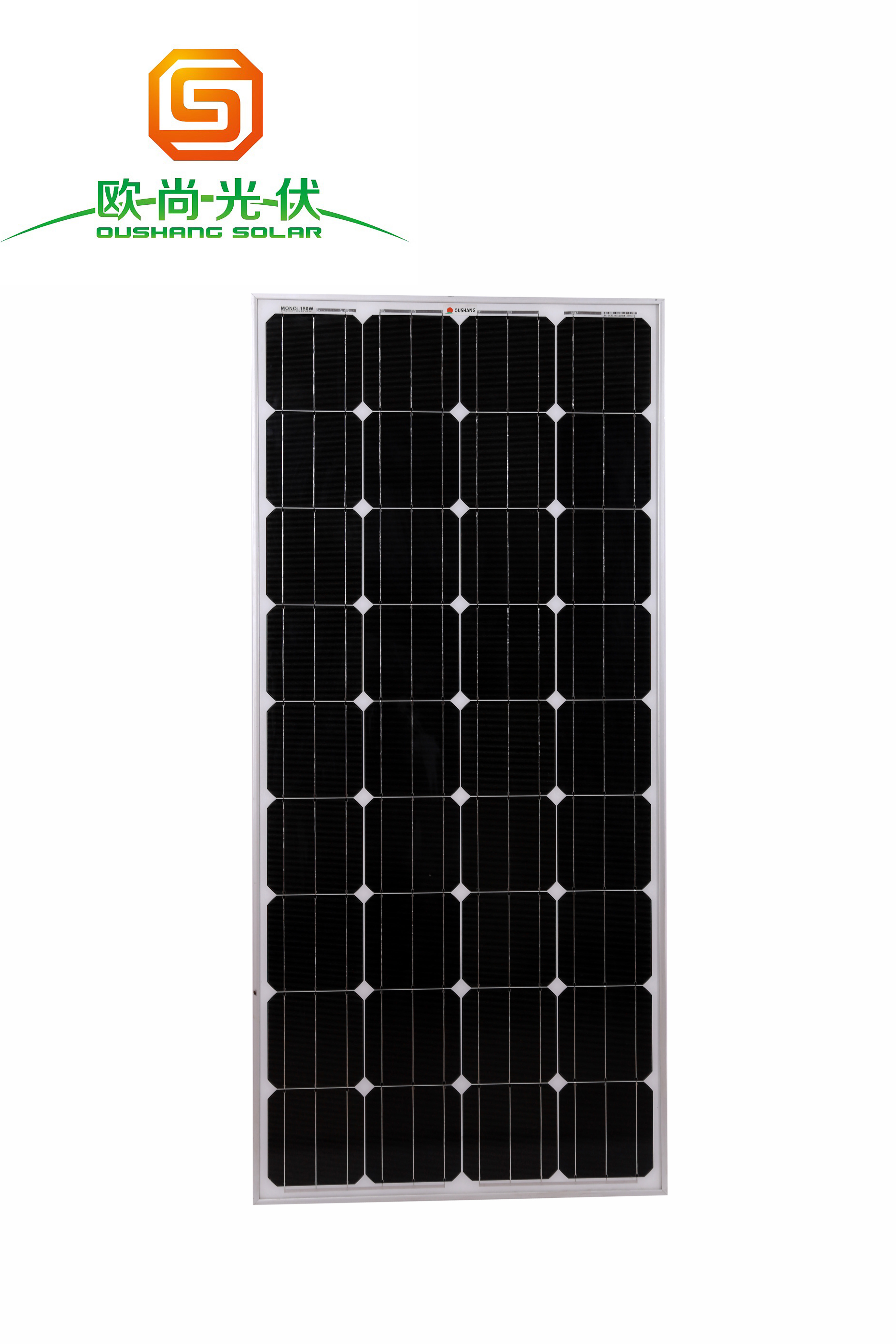Hot Seller - Mono 150w Solar Panel with Oushang brand