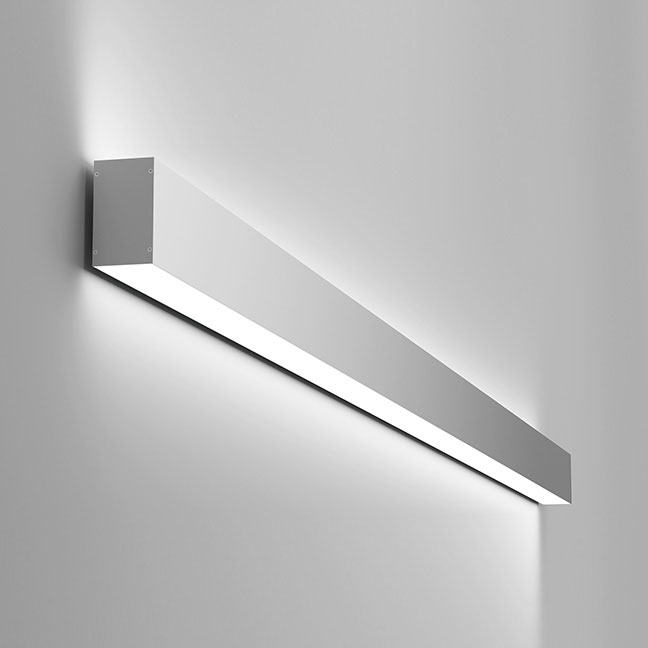 Up & Down Emitting LED Linear Trunking Light