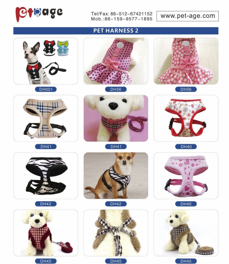 Pet Harness---Collar-----Leash