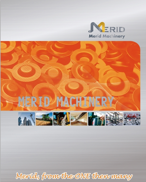 Qingdao Merid Machinery Products Catalogue