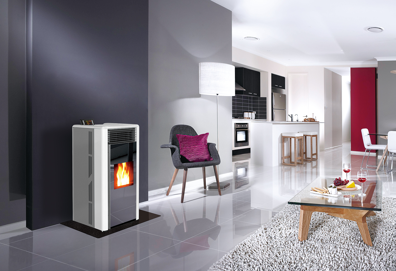 2018 pellet stove catalogue