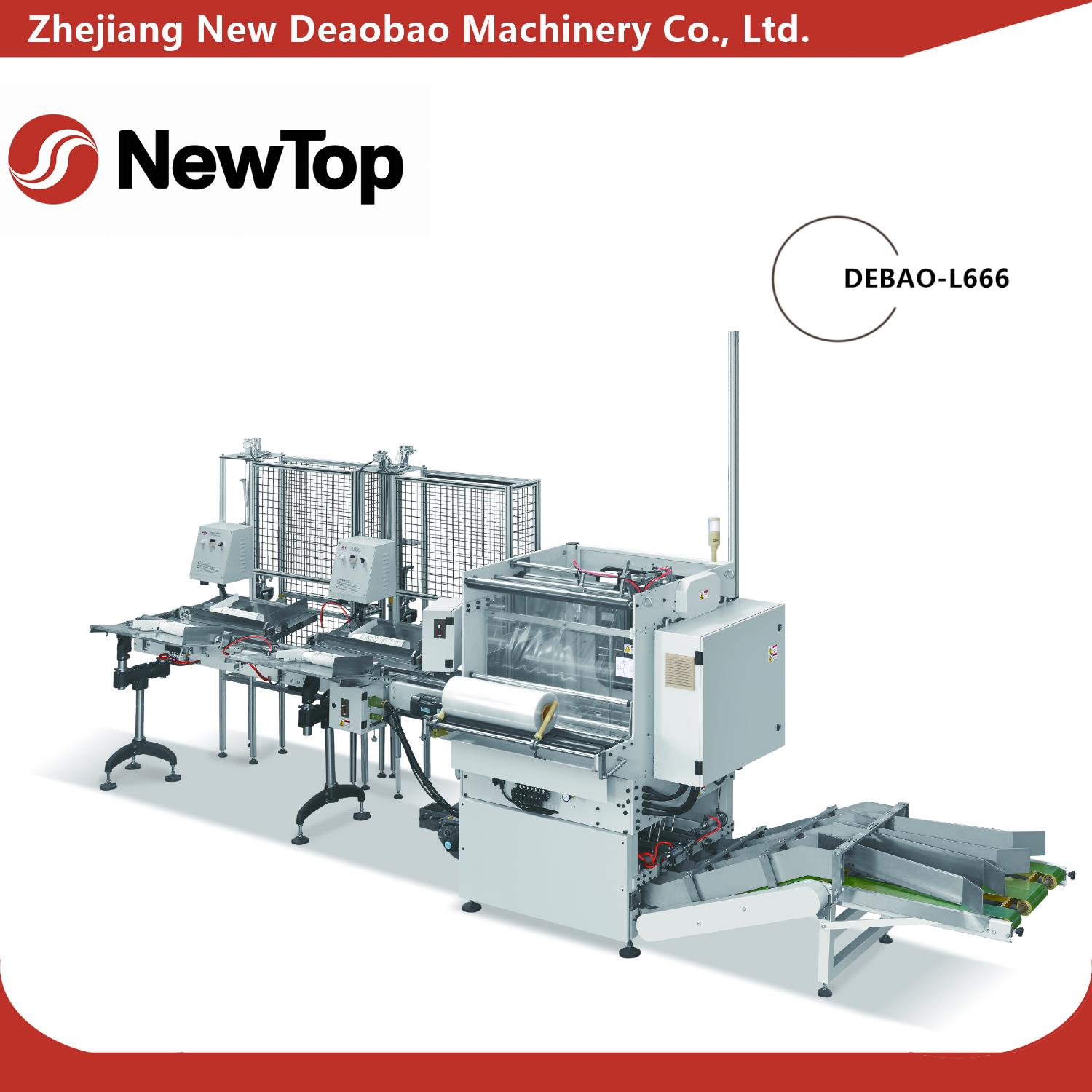 Automatic Punching Machine and Paper Cup Packing Machine