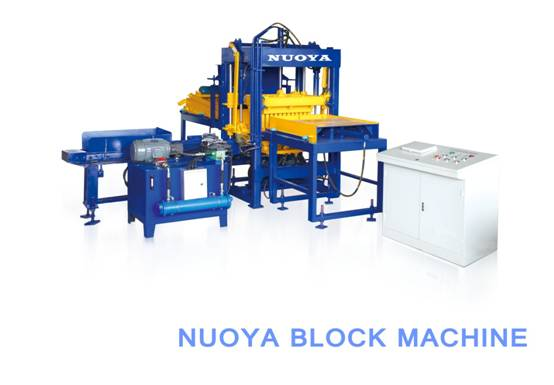 BLOCK MACHINE CATOLOGUE