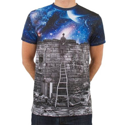 703ac2634 Wholesale New Design All Over Dye Sublimation Printing T Shirts