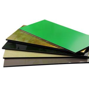Aluminum Composite Panel ACP Sheet Facade Decorative Panels