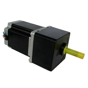 57mm Hsg Stepper Motor with Gearbox for Electronic Automatic Equipment