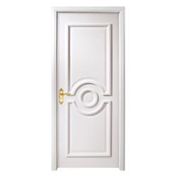 Melamine Carved PVC WPC ABS MDF Interior Panel Solid Wood Door