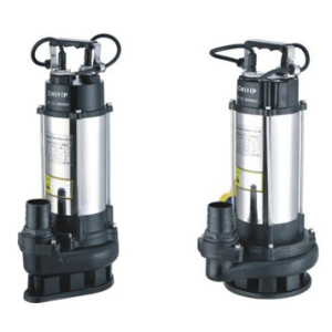 Chinese Supplier Classic Model 750W Sewage Submersible Pump (V750Q)