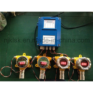 Security Monitor System LPG Gas Leak Control Panel